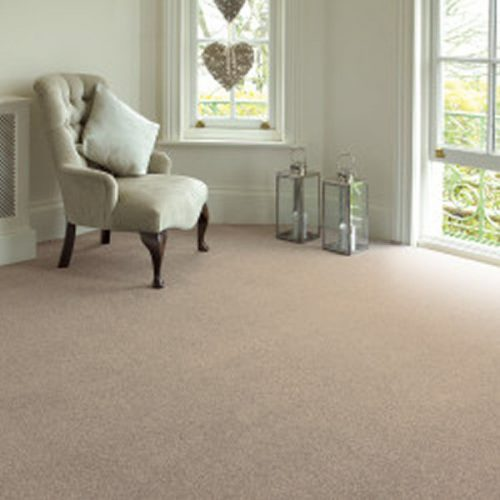 Abingdon Stainfree Royale Cashmere Carpet Roomshot Moseley Interiors